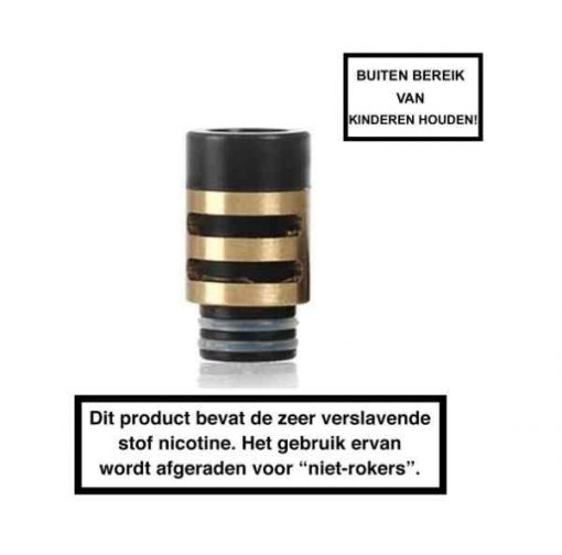 King Wide Bore 510 Drip Tip