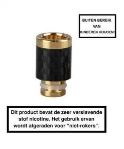 RVS Rand Carbon Fiber 510 Drip Tip