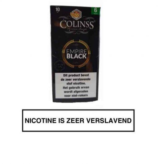 Colinss Empire Black