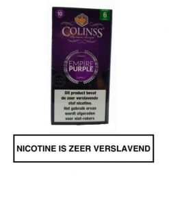 Colinss Empire Purple