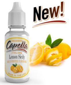 Capella Italian Lemon Sicily (Aroma)