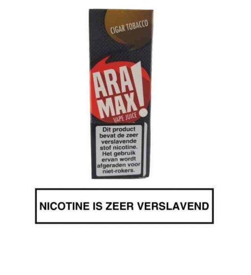 Aramax Cigar Tobacco E-liquid