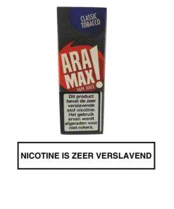 Aramax Classic Tobacco E-liquid