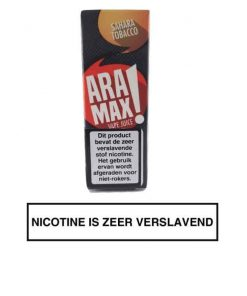 Aramax Sahara Tobacco E-liquid