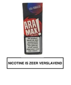 Aramax USA Tobacco E-liquid