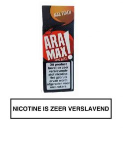 Aramax Max Peach E-liquid