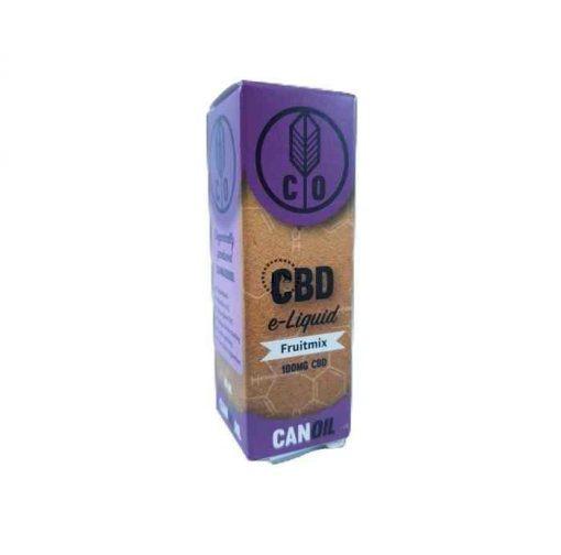 CanOil CBD E-Liquid Fruitmix 100mg
