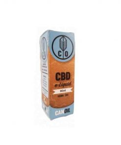 CanOil CBD E-Liquid Mint 100mg
