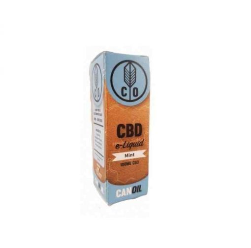 CanOil CBD E-Liquid Mint 100mg