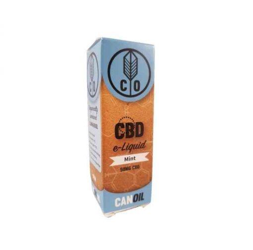 CanOil CBD E-Liquid Mint 50mg