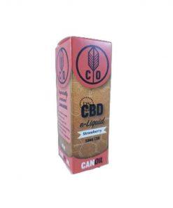 CanOil CBD E-Liquid Strawberry 50mg