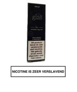 Glas E‑liquid Glazed