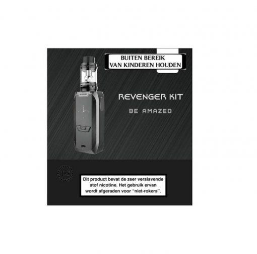 Vaporesso Revenger 220W TC Starter Kit