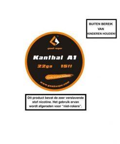 GeekVape Kanthal A1 Tape Wire (22GA)