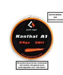 GeekVape Kanthal A1 Tape Wire (24GA)
