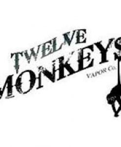 Twelve Monkeys E-liquid 30ML