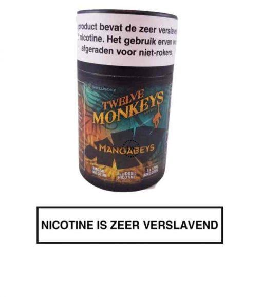 Twelve Monkeys E-liquid Mangabeys (30ml)