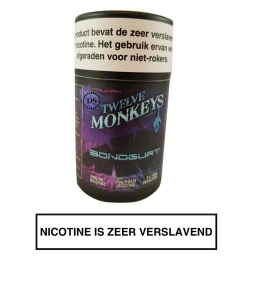 Twelve Monkeys E-liquid Bonogurt (30ml)