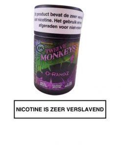 Twelve Monkeys E-liquid O-RangZ (30ml)