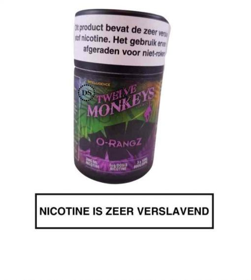 Twelve Monkeys E-liquid O-RangZ (30ml)