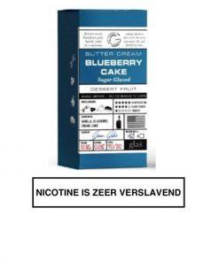 Glas Basix Blueberry Cake (60ML)