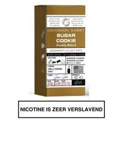 Glas Basix Sugar Cookie (60ML)