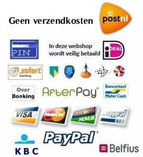 Gratis verzending in Nederland
