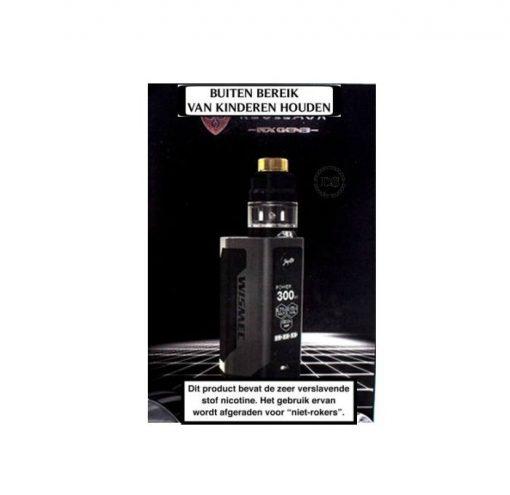 Wismec Reuleaux RX GEN3 Gnome Kit