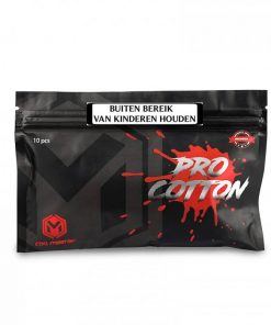 Coil Master ProCotton Hand Made