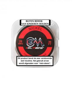 Coil Master Nickel Wire