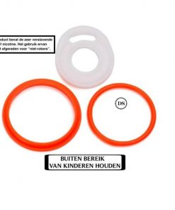 SMOK TFV8 Baby siliconen ringen set
