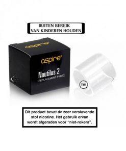 Aspire Nautilus 2 Clearomizer Reserveglas