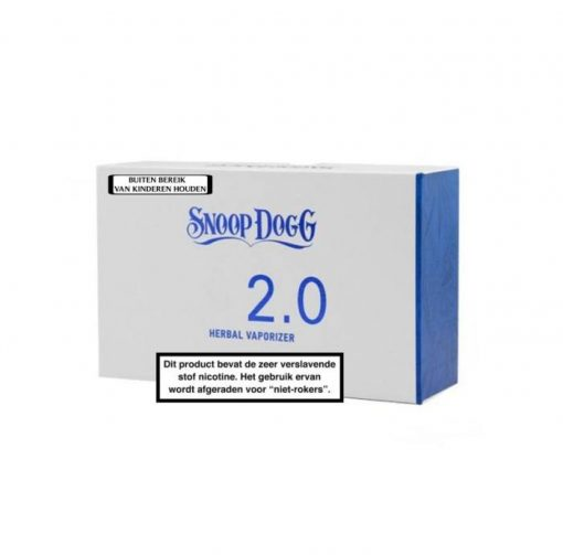 Snoop Dogg G Pro 2.0 Vaporizer