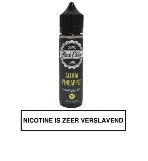 Aloha Pineapple - VaporLinQ Black Edition