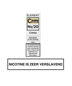 Element Nic Salts Crema Ns/20MG