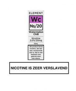 Element Nic Salts Watermelon Chill Ns/20MG