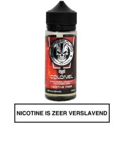 Death Squad - Colonel Aarbei Donut (120ML)