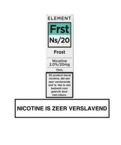 Element Nic Salts Frost Ns/20MG