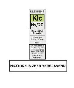 Element Nic Salts Key Lime Cookie Ns/20MG