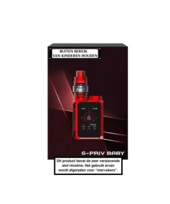 SMOK G-PRIV Baby Starter Kit Luxe Edition