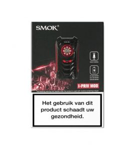 SMOK I-PRIV Voice Control Mod