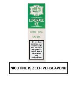Charlie Nobel Lemonade Ice