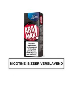 Aramax Max Blueberry E‑Liquid