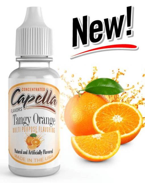 Capella Tangy Orange (Aroma)