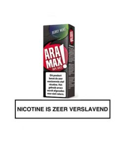 Aramax Berry Mint E‑Liquid