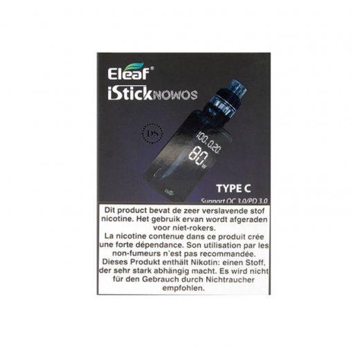 Eleaf iStick Nowos Ello Duro Starter Kit