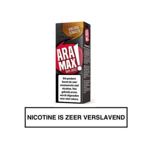 Aramax Virginia Tobacco E-liquid