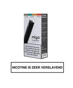 Migo E-Sigaret Starter Kit Compleet