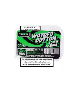 Wotofo Organic Agleted Cotton 3mm