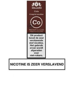 Millers Juice Silverline - Cola